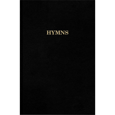 Hymns 1-1080 (Large, with music, Bonded leather)