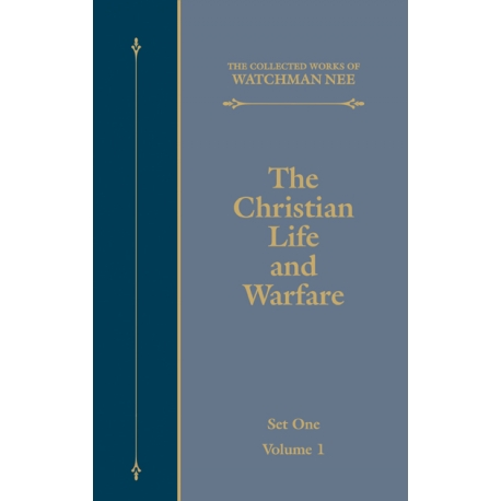 Collected Works of Watchman Nee, The (Set 1), Vol. 1-20