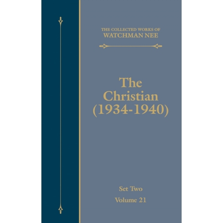Collected Works of Watchman Nee, The (Set 2), Vol. 21-46