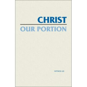 Christ our Portion
