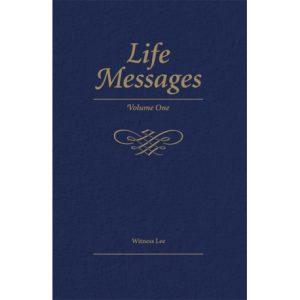 Life Messages, Vol. 1 (1-41)