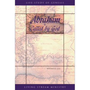 Abraham--Called by God (Hardbound)