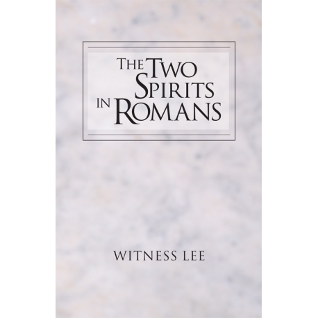 Two Spirits in Romans, The