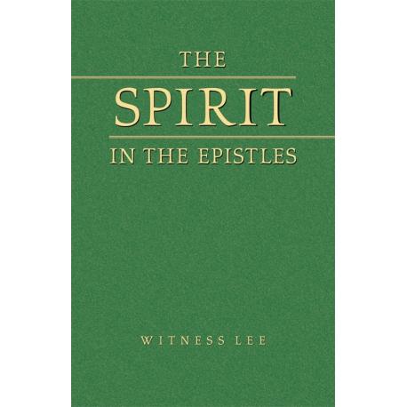Spirit in the Epistles, The