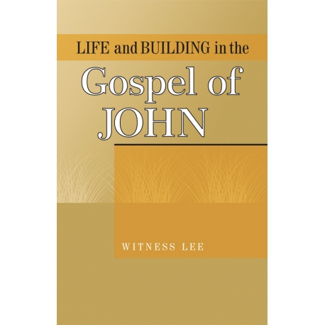 Life and Building in the Gospel of John