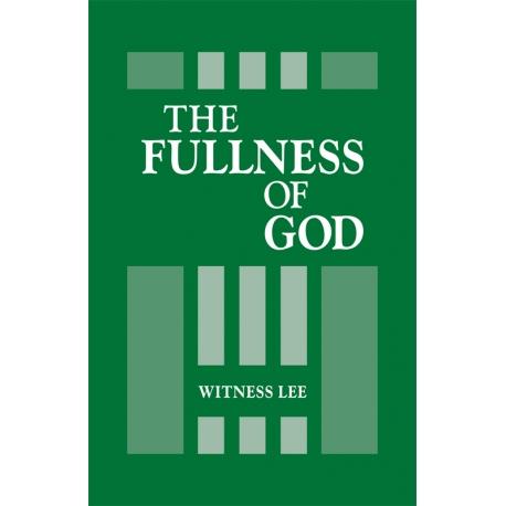 Fullness of God, The