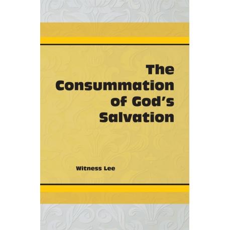 Consummation of God's Salvation, The