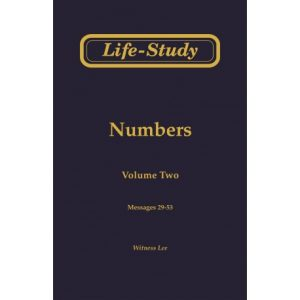 Life-Study of Numbers, Vol. 2 (29-53)