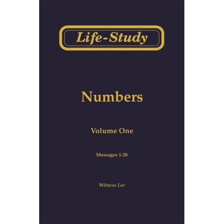 Life-Study of Numbers (2 volume set)