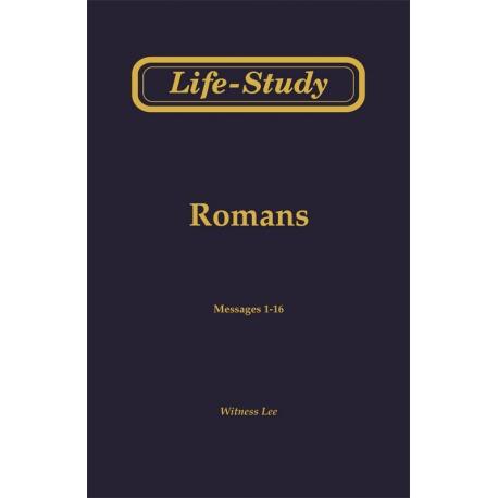 Life-Study of Romans (4 volume set)