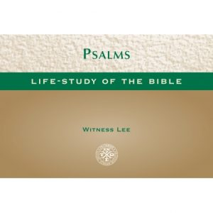 Life-Study of Psalms (Pocket-size Edition) (1-45)