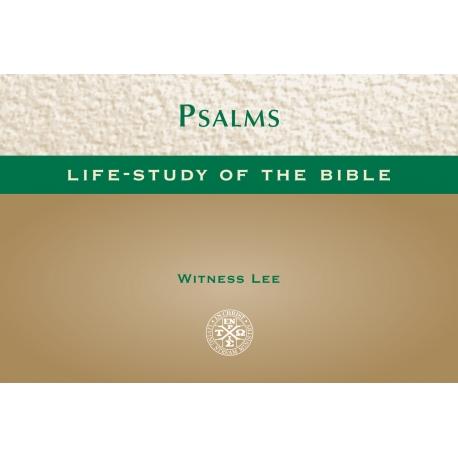 Life-Study of Psalms (Pocket-size Edition) (1-45)