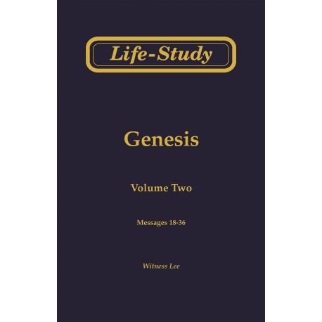 Life-Study of Genesis, Vol. 2 (18-36)