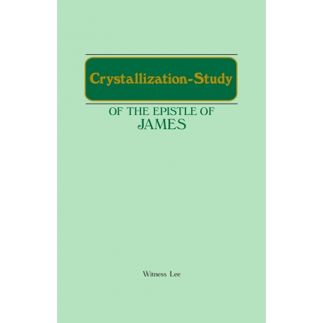 Crystallization-Study of the Epistle of James