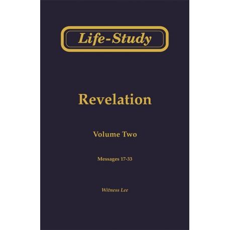 Life-Study of Revelation, Vol. 2 (17-33)