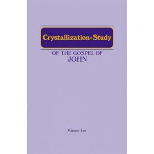 Crystallization-Study of the Gospel of John