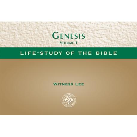 Life-Study of Genesis (3 volume set) (Pocket-size Edition)