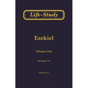 Life-Study of Ezekiel (2 volume set)