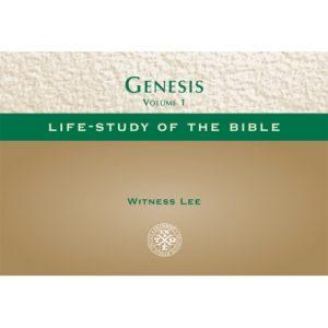 Life-Study of Genesis, Vol. 1 (Pocket-size Edition) (1-36)