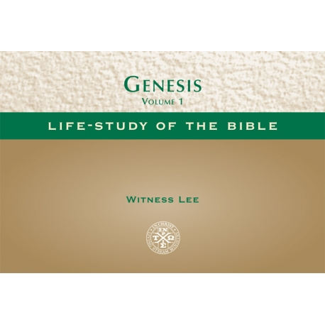 Life-Study of Genesis, Vol. 1 (Pocket-size Edition) (1-36)