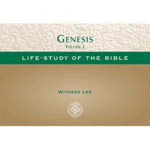 Life-Study of Genesis, Vol. 2 (Pocket-size Edition) (37-77)