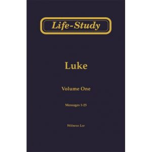 Life-Study of Luke (3 volume set)