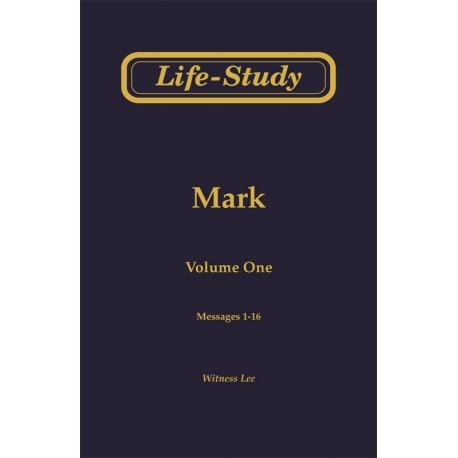 Life-Study of Mark (4 volume set)