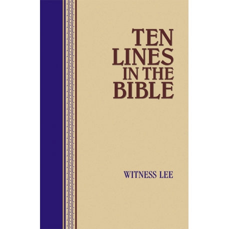 Ten Lines in the Bible