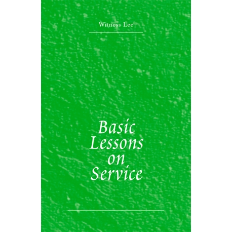 Basic Lessons on Service
