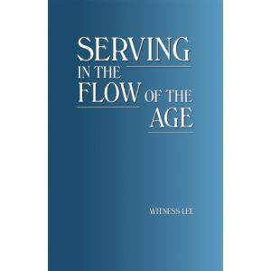 Serving in the Flow of the Age