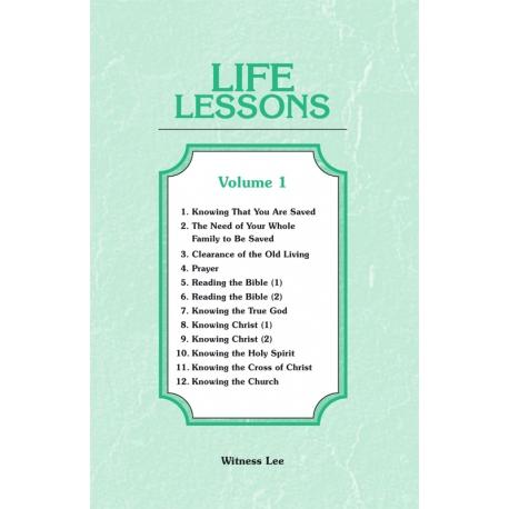 Life Lessons, Vol. 1 (1-12)
