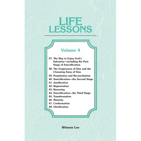 Life Lessons, Vol. 4 (37-48)