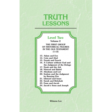 Truth Lessons, Level 2, Vol. 2