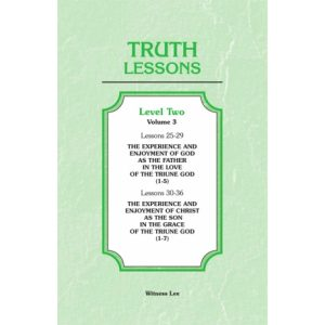 Truth Lessons, Level 2, Vol. 3