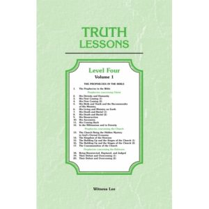 Truth Lessons, Level 4, Vol. 1