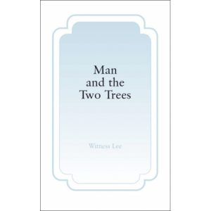 Man and the Two Trees