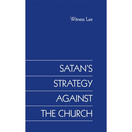 Satan's Strategy Against the Church