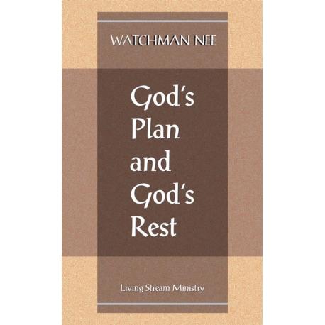 God's Plan and God's Rest