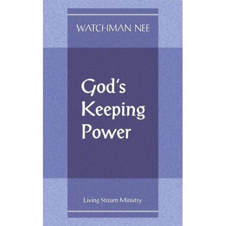 God's Keeping Power