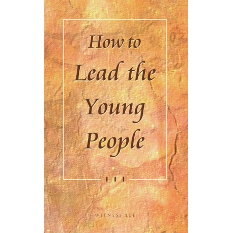 How to Lead the Young People