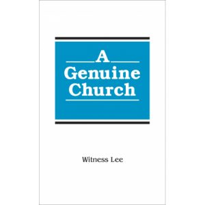 Genuine Church, A