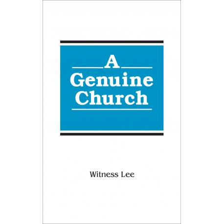 Genuine Church, A